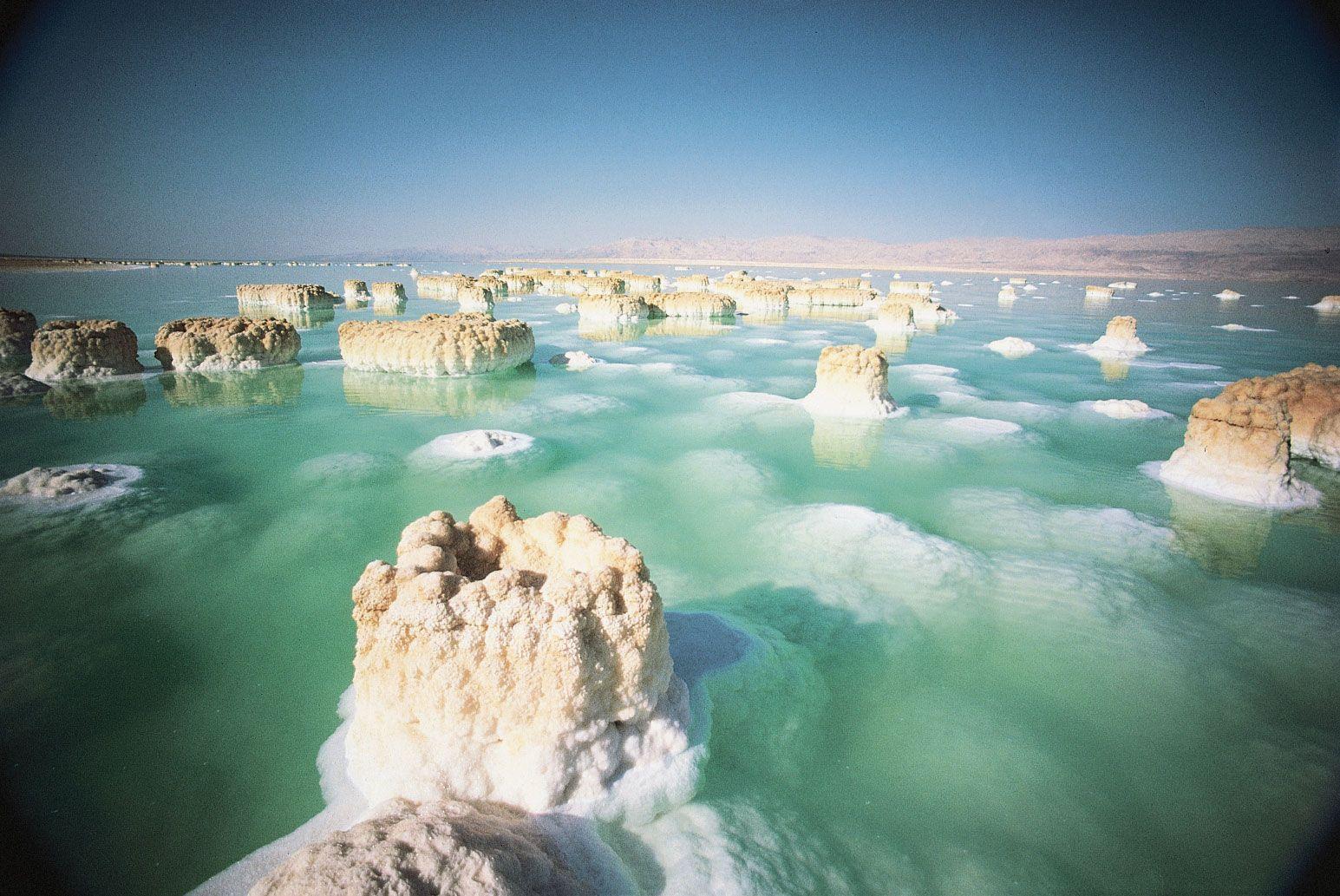 Produit de beauté et cosmétiques de la Mer Morte