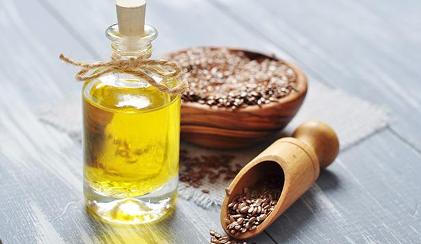 cosmétiques et produits de beauté de la mer morte à l'huile de lin