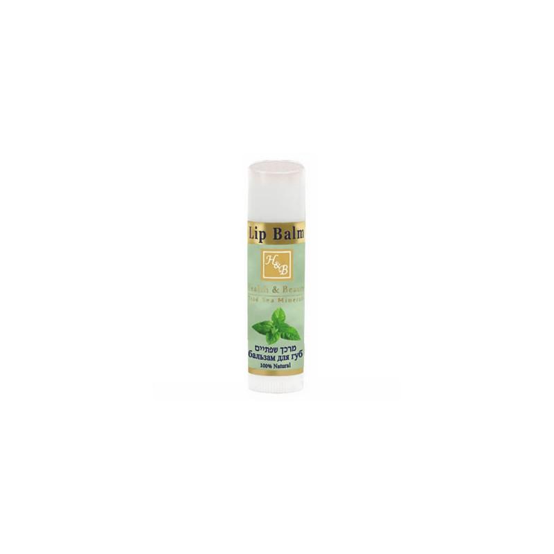 Baume à lèvres menthe - 5 ml