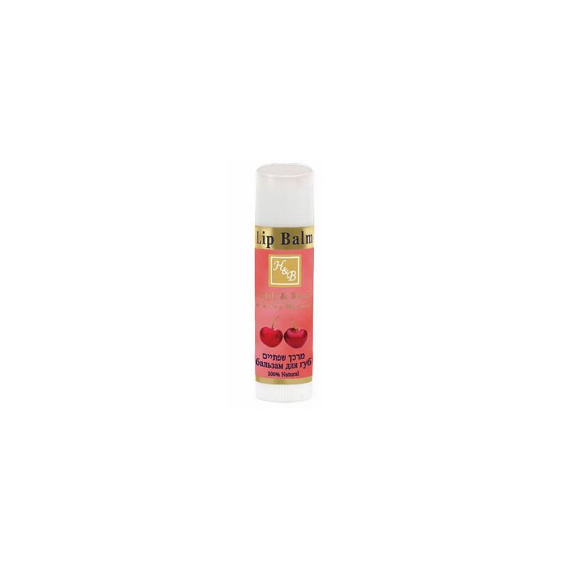 Baume à lèvres cerise - 5 ml