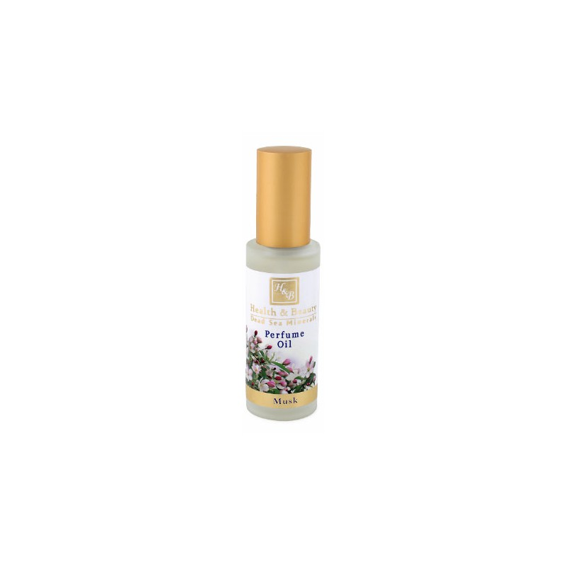 Huile aromatique de luxe au musc - 30 ml