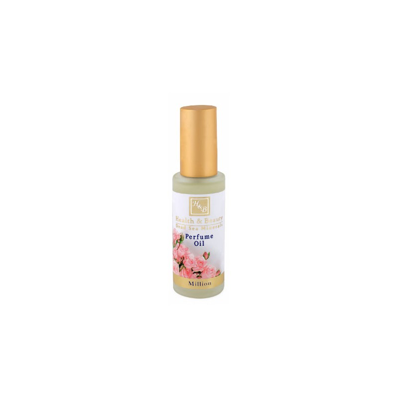 Huile aromatique de luxe Million - 30 ml