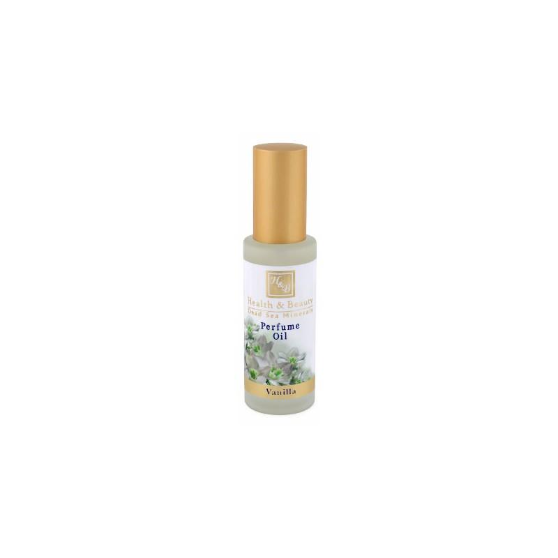 Huile aromatique de luxe à la vanille - 30 ml