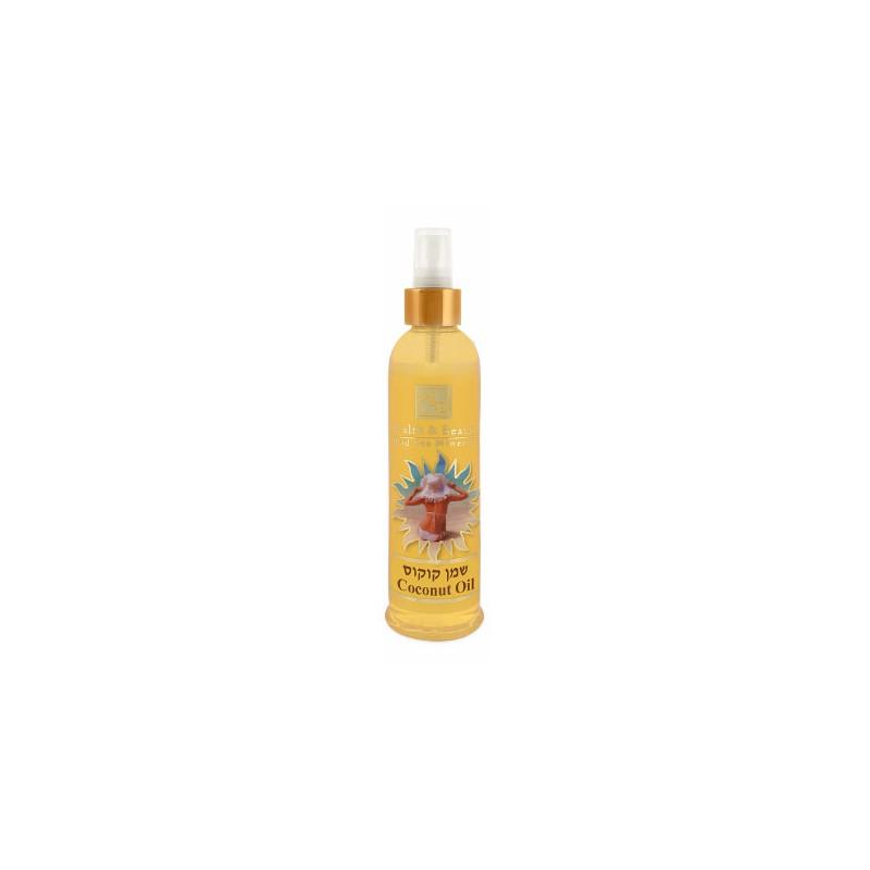 Huile de bronzage à l'huile de coco - 250 ml