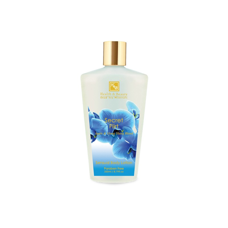Sensual Body Lotion - Secret Flirt - 250 ml