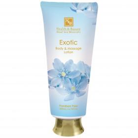 Lotion pour le corps et massage Exotic- 200 ml
