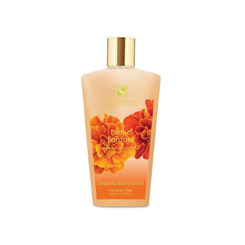Gel douche gommant EXOTIC FANTASY - 250 ml