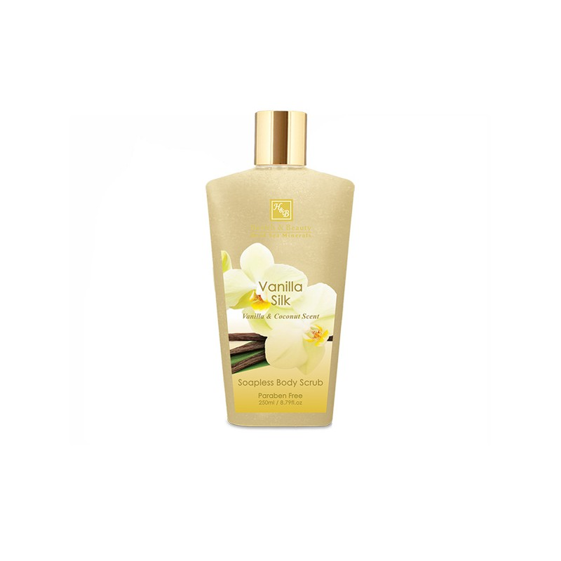 Gel douche gommant VANILLA SKY- 250 ml