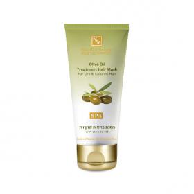 Masque traitant pour cheveux à l'huile d'olive - 200 ml