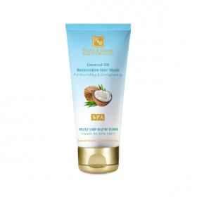 Masque traitant pour cheveux à l'huile de noix de coco - 200 ml