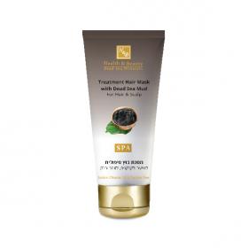 Masque traitant pour cheveux à la boue de la Mer Morte - 200 ml