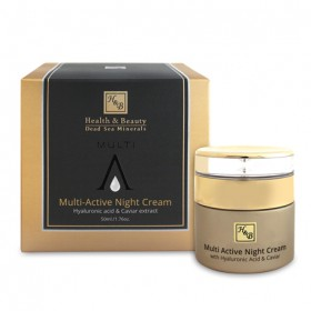 Crème de Nuit Multi-Active - 50 ml